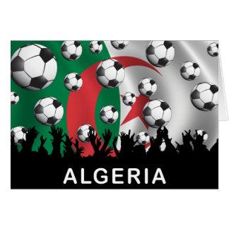 Algeria Greeting Card