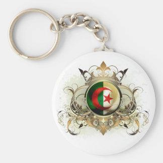 Algeria Keychain