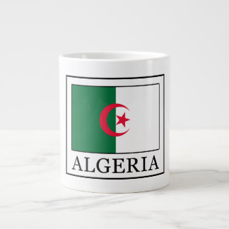 Algeria Large Coffee Mug