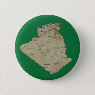 Algeria Map Button