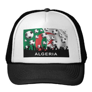 Algeria Mesh Hats