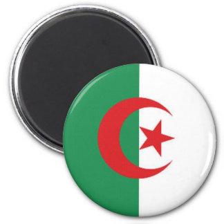 Algeria Naval Ensign Magnet