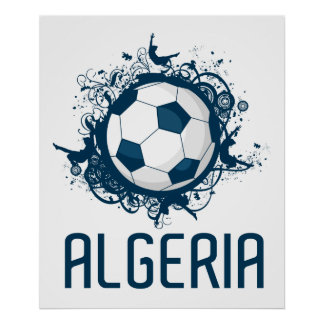 Algeria Poster