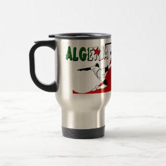 Algeria Stainless Steel Travel Mug