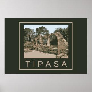 Algeria Tipasa Posters