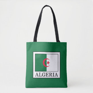Algeria Tote Bag