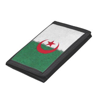 Algeria Tri-fold Wallet