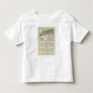 Algeria, Tunis, and Morocco Toddler T-Shirt