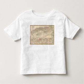 Algeria, Tunisia Toddler T-Shirt