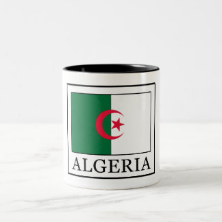 Algeria Two-Tone Coffee Mug