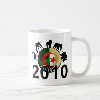 Algeria World 2010 Basic White Mug