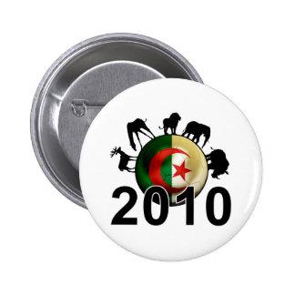 Algeria World 2010 Buttons