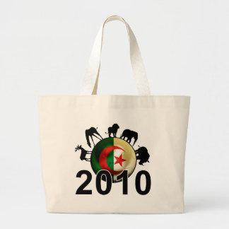 Algeria World 2010 Jumbo Tote Bag