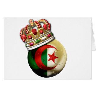Algeria World Champion Greeting Cards