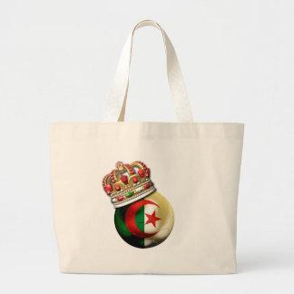 Algeria World Champion Jumbo Tote Bag