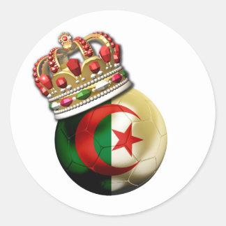 Algeria World Champion Stickers
