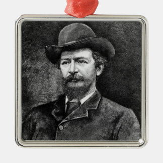 Algernon Charles Swinburne Christmas Ornament