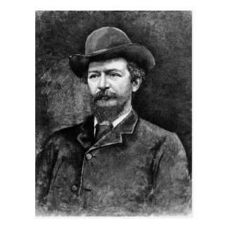 Algernon Charles Swinburne Postcard