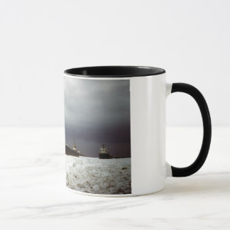 Algocen on the St. Clair River Mug