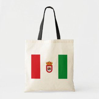 Algodonales Spain, Spain flag Tote Bag