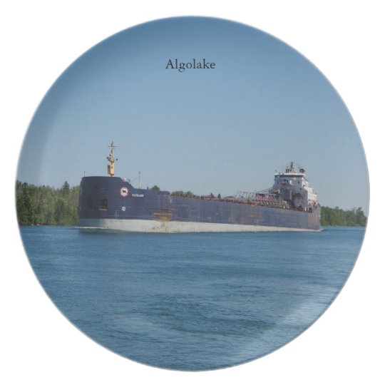 Algolake plate