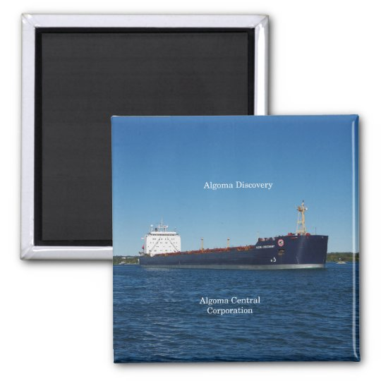 Algoma Discovery magnet