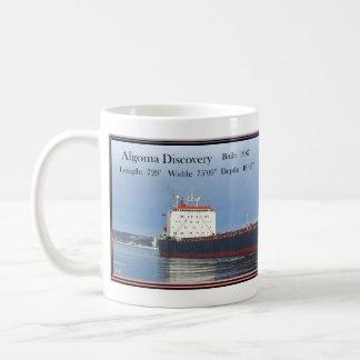 Algoma Discovery mug