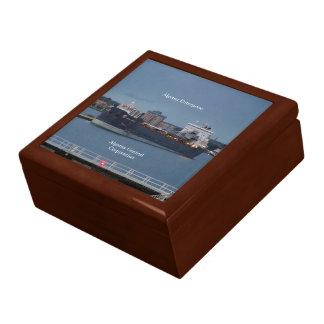 Algoma Enterprise keepsake box