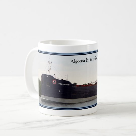 Algoma Enterprise mug