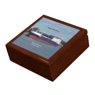 Algoma Harvester keepsake box