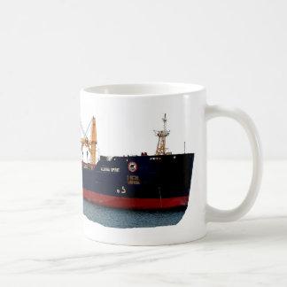 Algoma Spirit with cranes mug