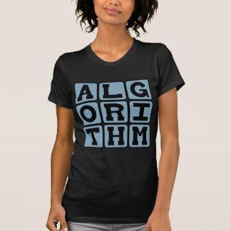 Algorithm, Procedure for Calculations T-Shirt
