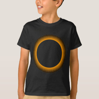 Algorithmic Eclipse T-shirts