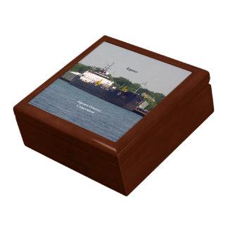 Algosar keepsake box