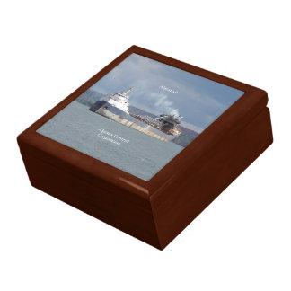 Algosteel keepsake box