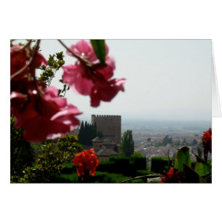 Alhambra Card