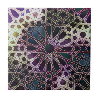 Alhambra Design Tile