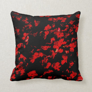 Alhambra flowers cushion