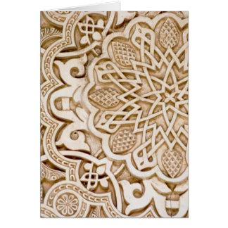 Alhambra, Spain Card
