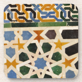 Alhambra Wall Tile #3 Coaster