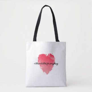 Alhamdulillah for everything Tote
