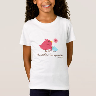 Alhamdulillah, I Have A Great Mom Kids Tees
