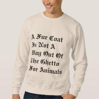 Ali G - Veganism Sweatshirt