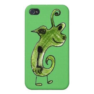 ali the alien ;) iPhone 4/4S covers