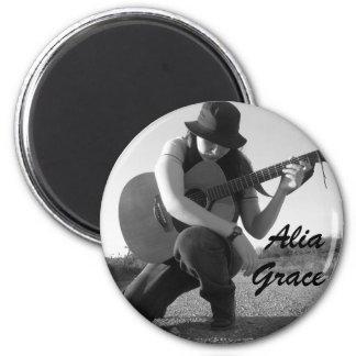 Alia Grace Magnet