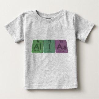 Alias-Al-I-As-Aluminium-Iodine-Arsenic Tees