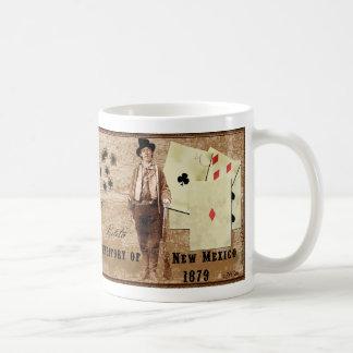 """Alias """"Billy the Kid"""" Basic White Mug"""