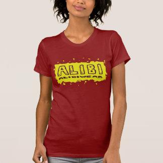 Alibiwear no alibi truth and lies guilty sin am1 T-Shirt