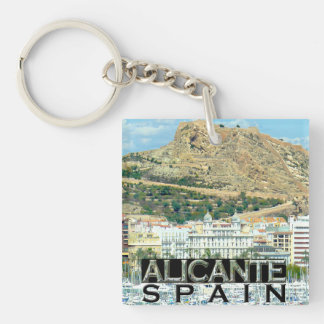 Alicante Key Ring