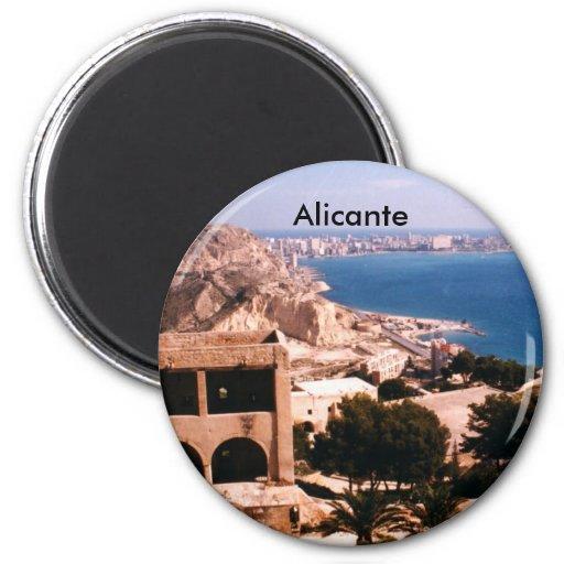 Alicante Fridge Magnets